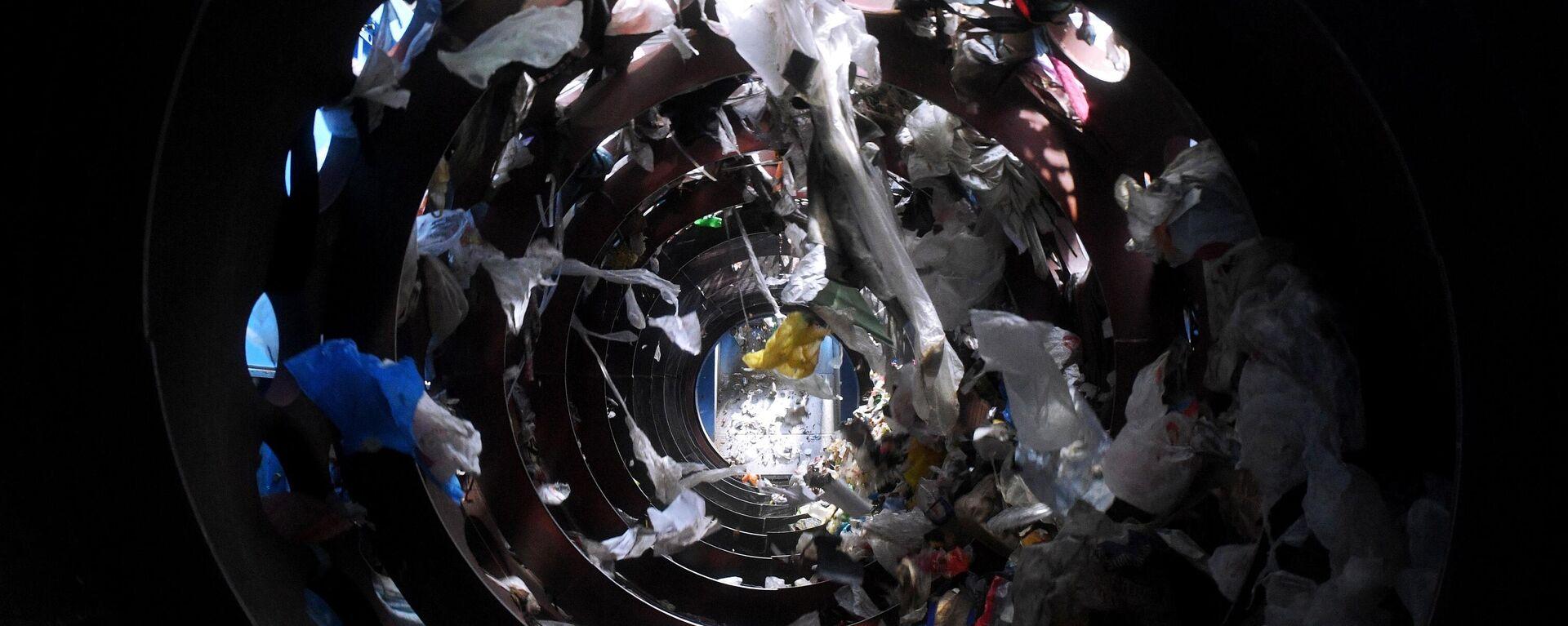 Smaltimento dei rifiuti - Sputnik Italia, 1920, 16.06.2021