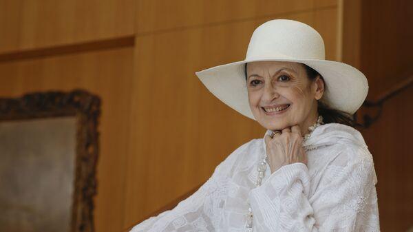 Итальянская балерина Карла Фраччи - Sputnik Italia