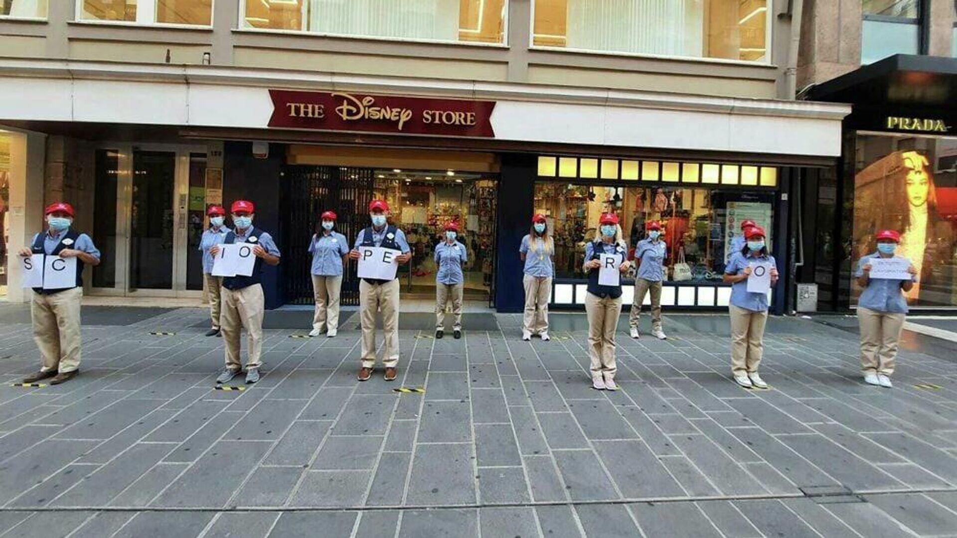 Disney Store Italia - Sputnik Italia, 1920, 27.05.2021