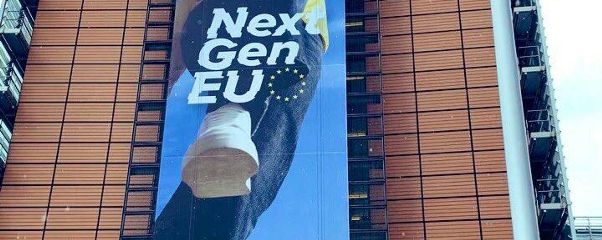 Next Generation Eu - Sputnik Italia, 1920, 28.05.2021