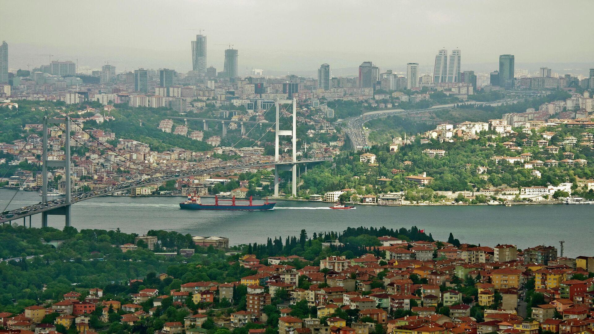Istanbul, veduta del Bosforo - Sputnik Italia, 1920, 28.05.2021