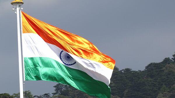 Bandera de la India - Sputnik Italia