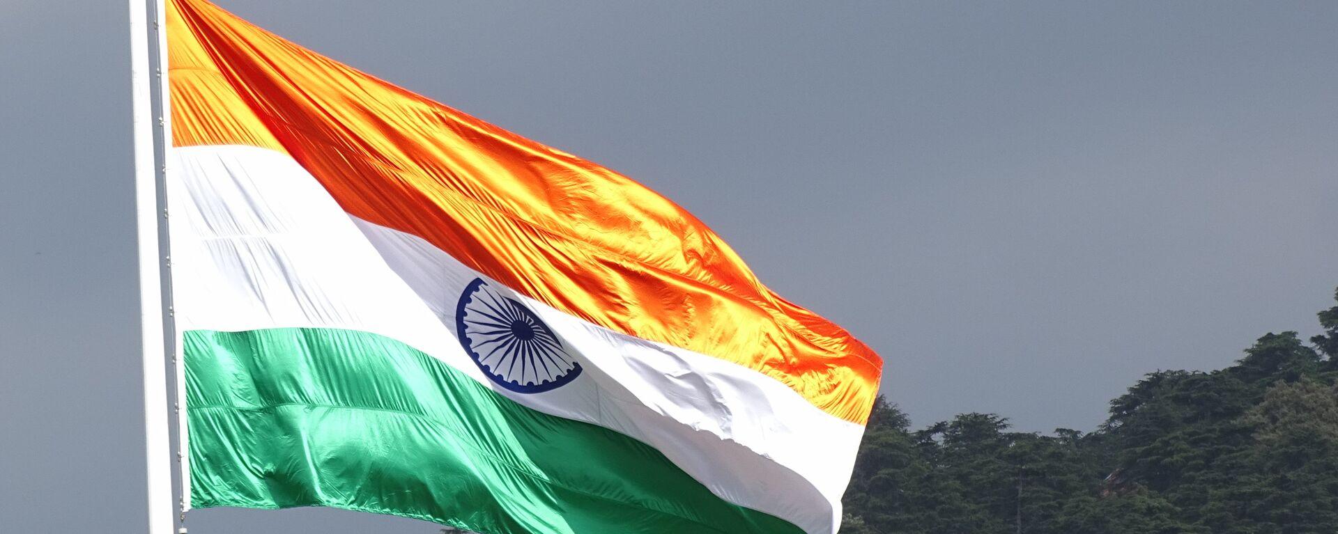 Bandiera india - Sputnik Italia, 1920, 29.05.2021
