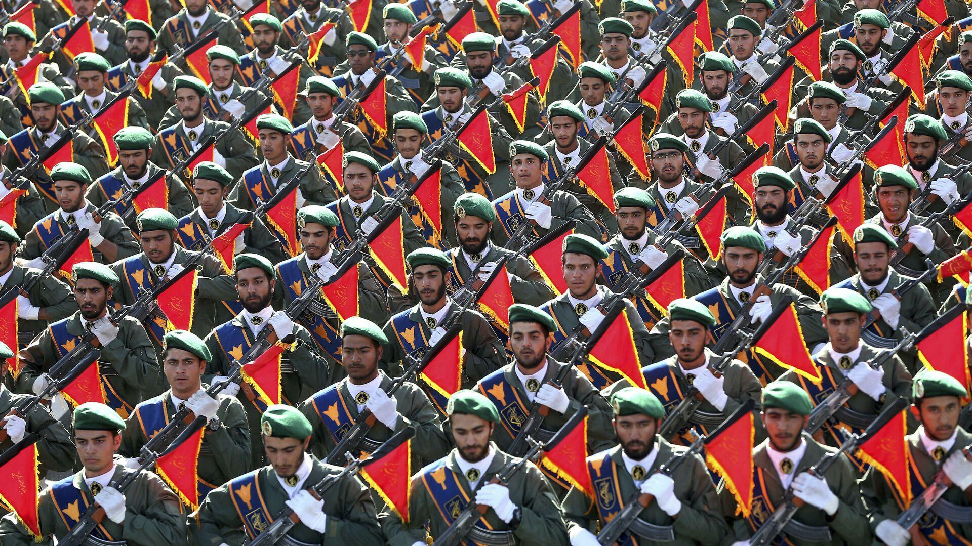 Il Corpo delle Guardie della Rivoluzione Islamica (IRGC) - Sputnik Italia, 1920, 29.05.2021