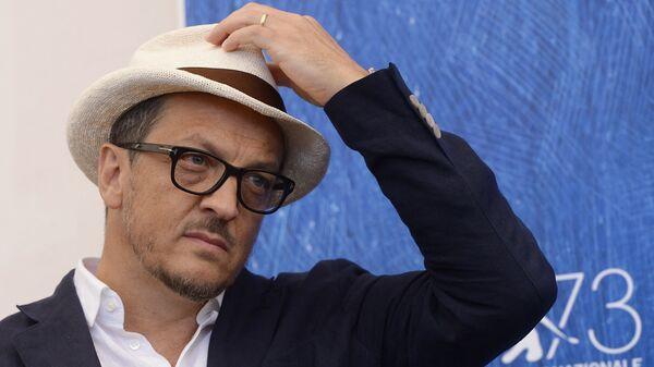 Итальянский кинорежиссер Габриеле Муччино - Sputnik Italia