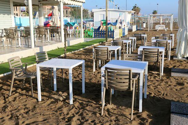Spiaggia vuota - Sputnik Italia