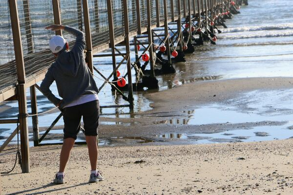 Sport in riva al mare - Sputnik Italia