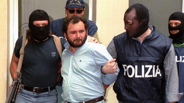 Арест члена мафии Джованни Бруска - Sputnik Italia