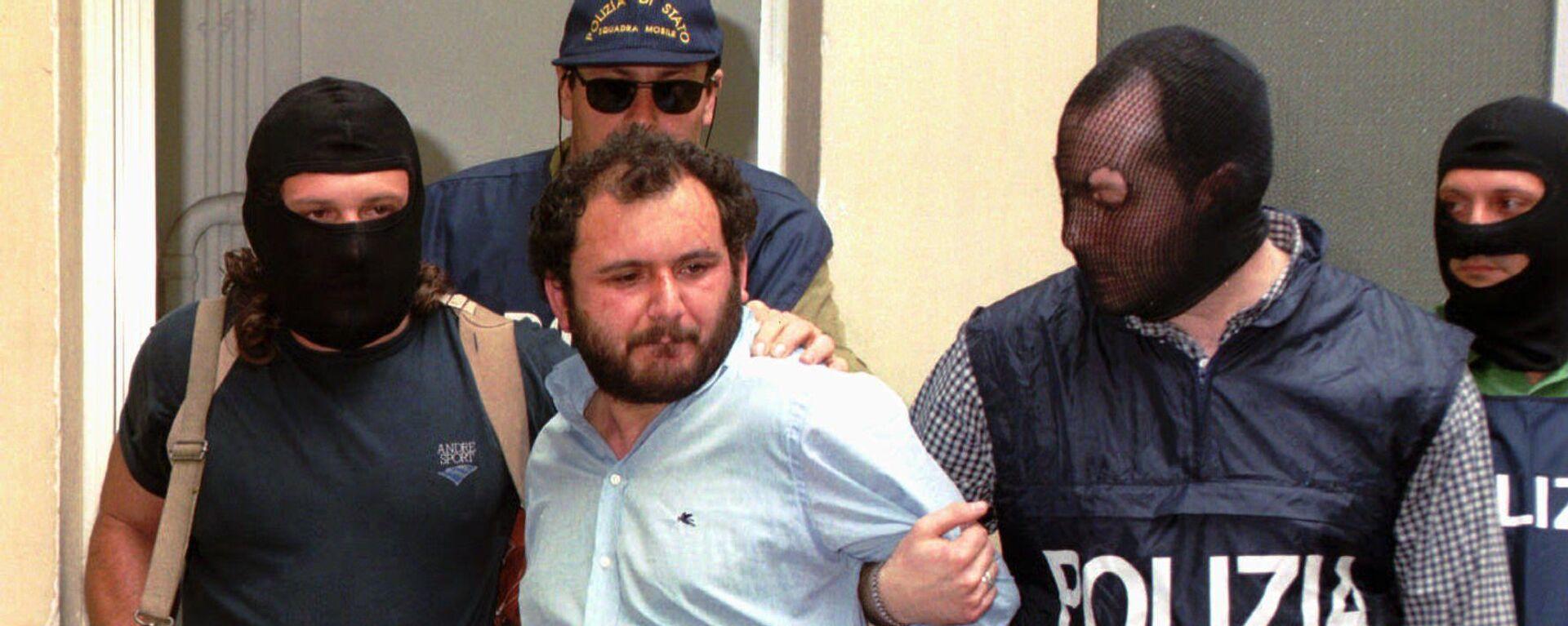 L'arresto di Giovanni Brusca - Sputnik Italia, 1920, 31.05.2021