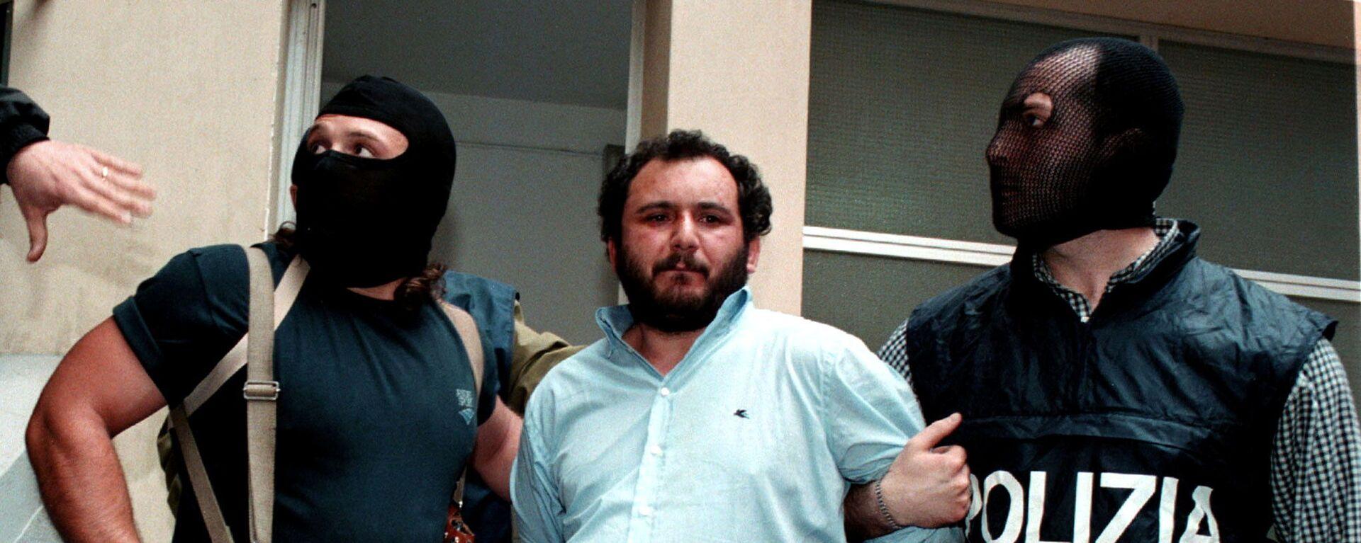 L'arresto di Giovanni Brusca - Sputnik Italia, 1920, 02.06.2021