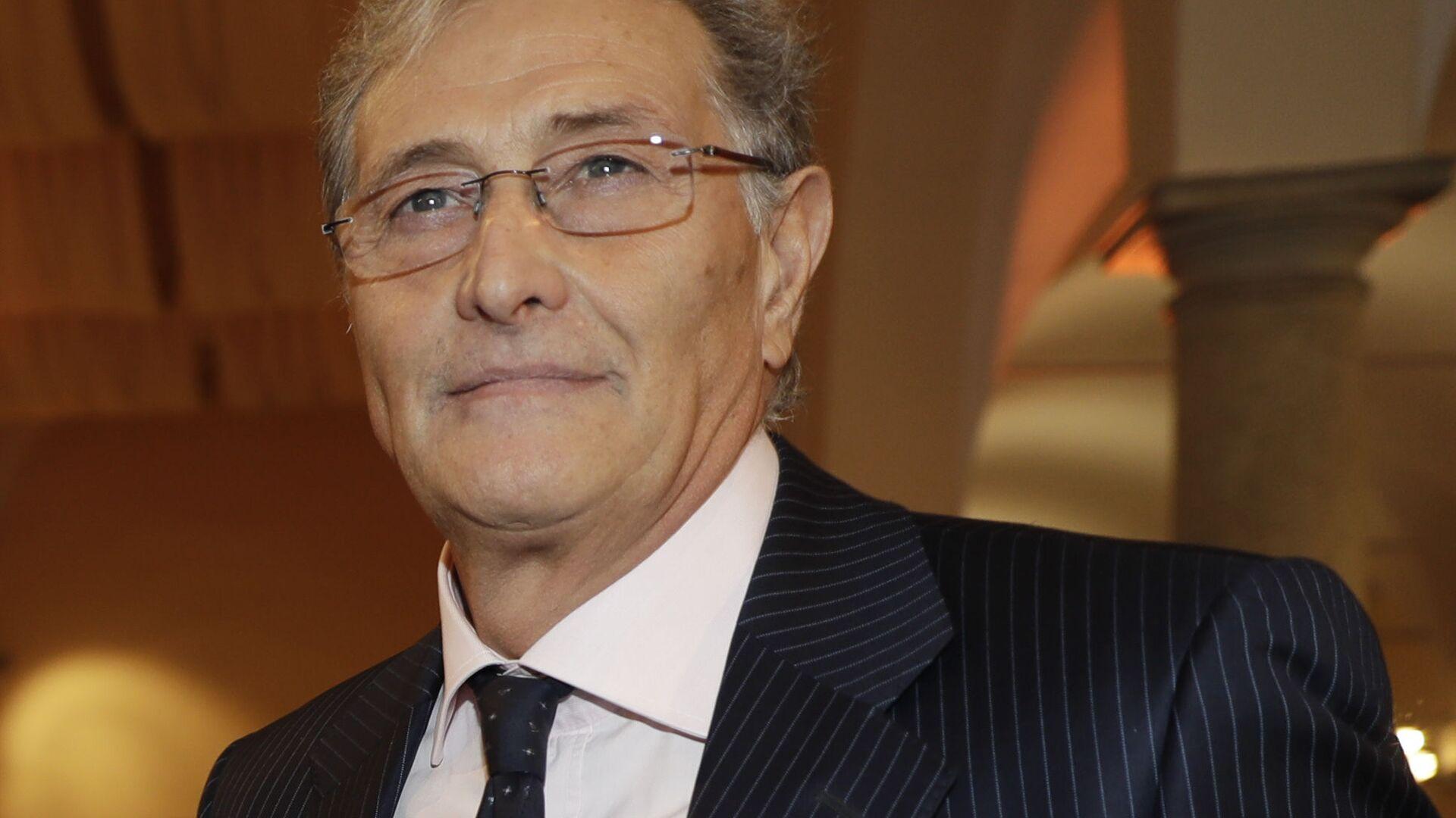 Guido Rasi, ex direttore esecutivo dell'Agenzia europea per i medicinali EMA - Sputnik Italia, 1920, 09.09.2021