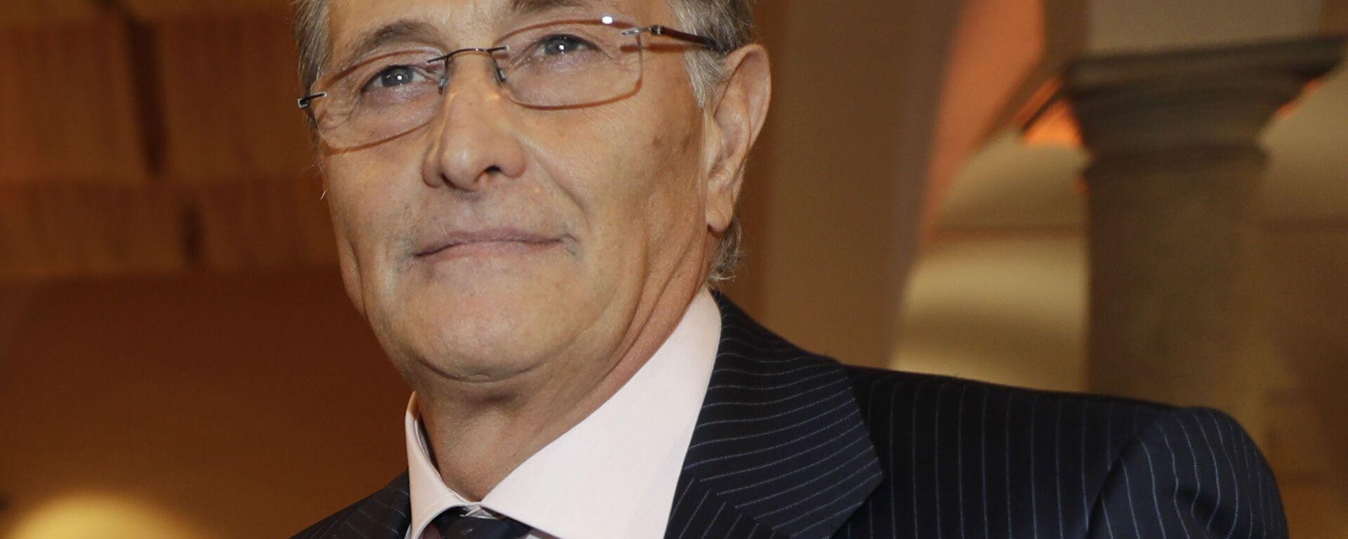 Guido Rasi, ex direttore esecutivo dell'Agenzia europea per i medicinali EMA - Sputnik Italia, 1920, 03.09.2021