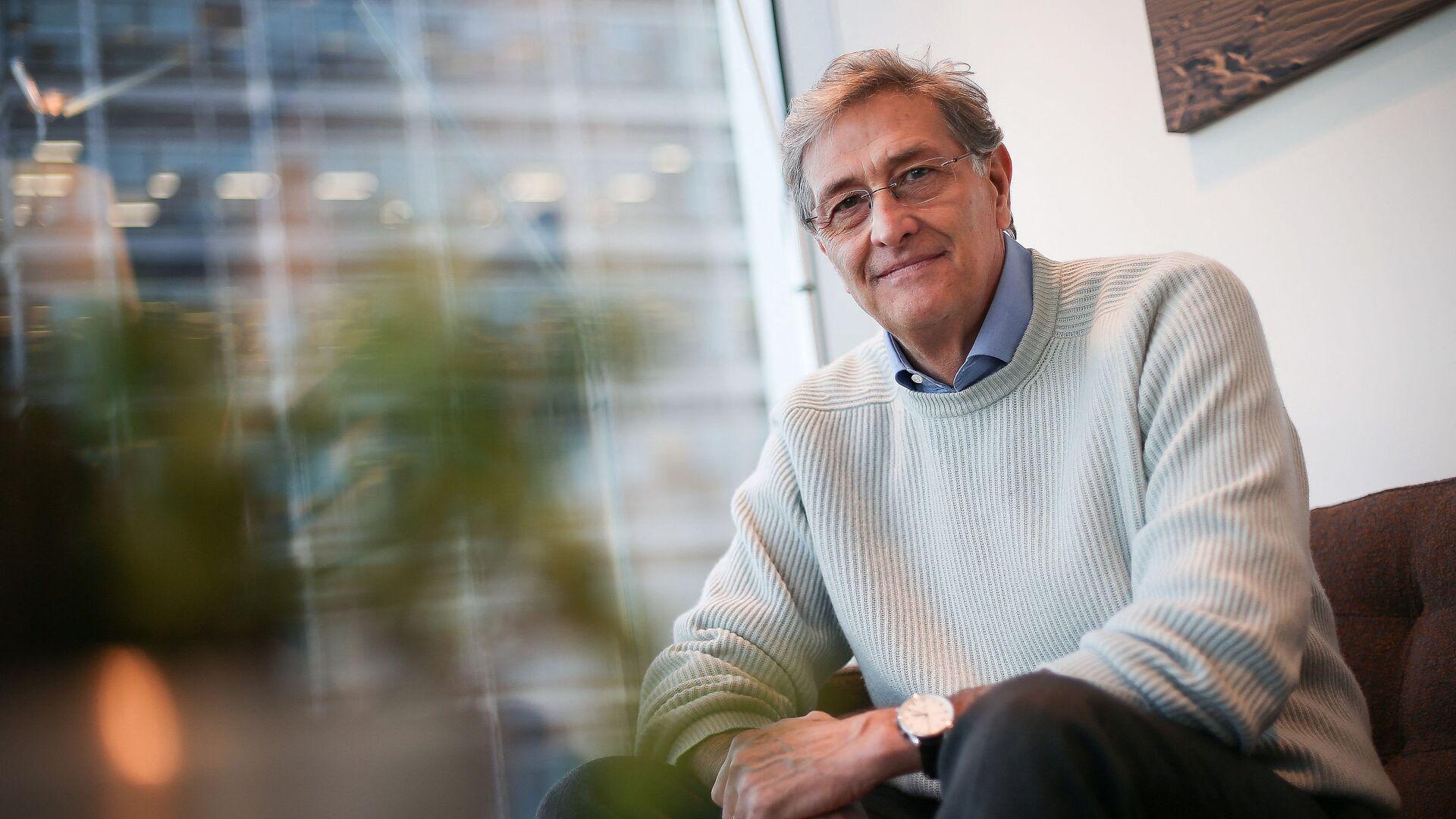 Guido Rasi, ex direttore esecutivo dell'Agenzia europea per i medicinali EMA - Sputnik Italia, 1920, 06.06.2021