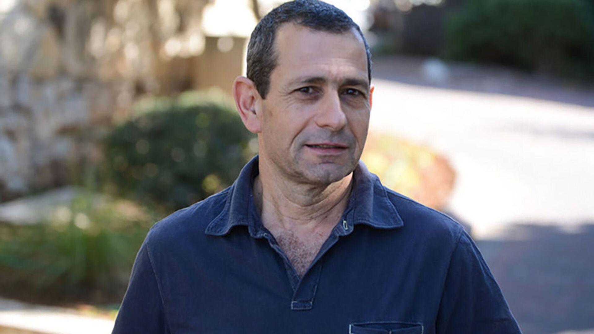 Direttore del servizio di sicurezza interna israeliano Shin Bet Nadav Argaman - Sputnik Italia, 1920, 06.06.2021