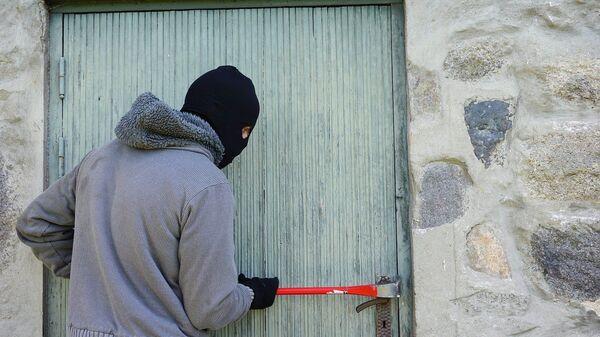 Un ladrón (imagen referencial) - Sputnik Italia