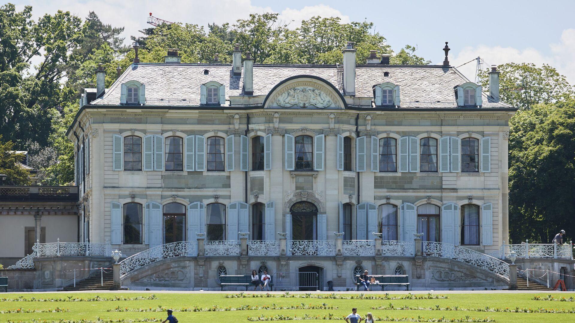 Villa La Grange a Ginevra, Svizzera - Sputnik Italia, 1920, 16.06.2021