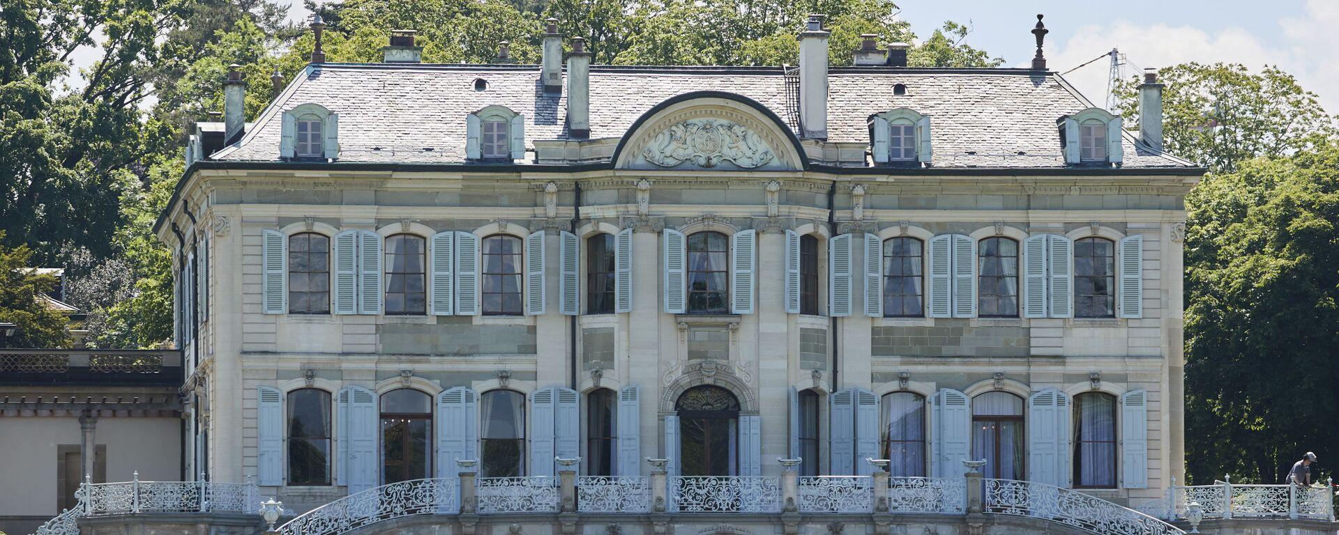 Villa La Grange a Ginevra, Svizzera - Sputnik Italia, 1920, 10.06.2021