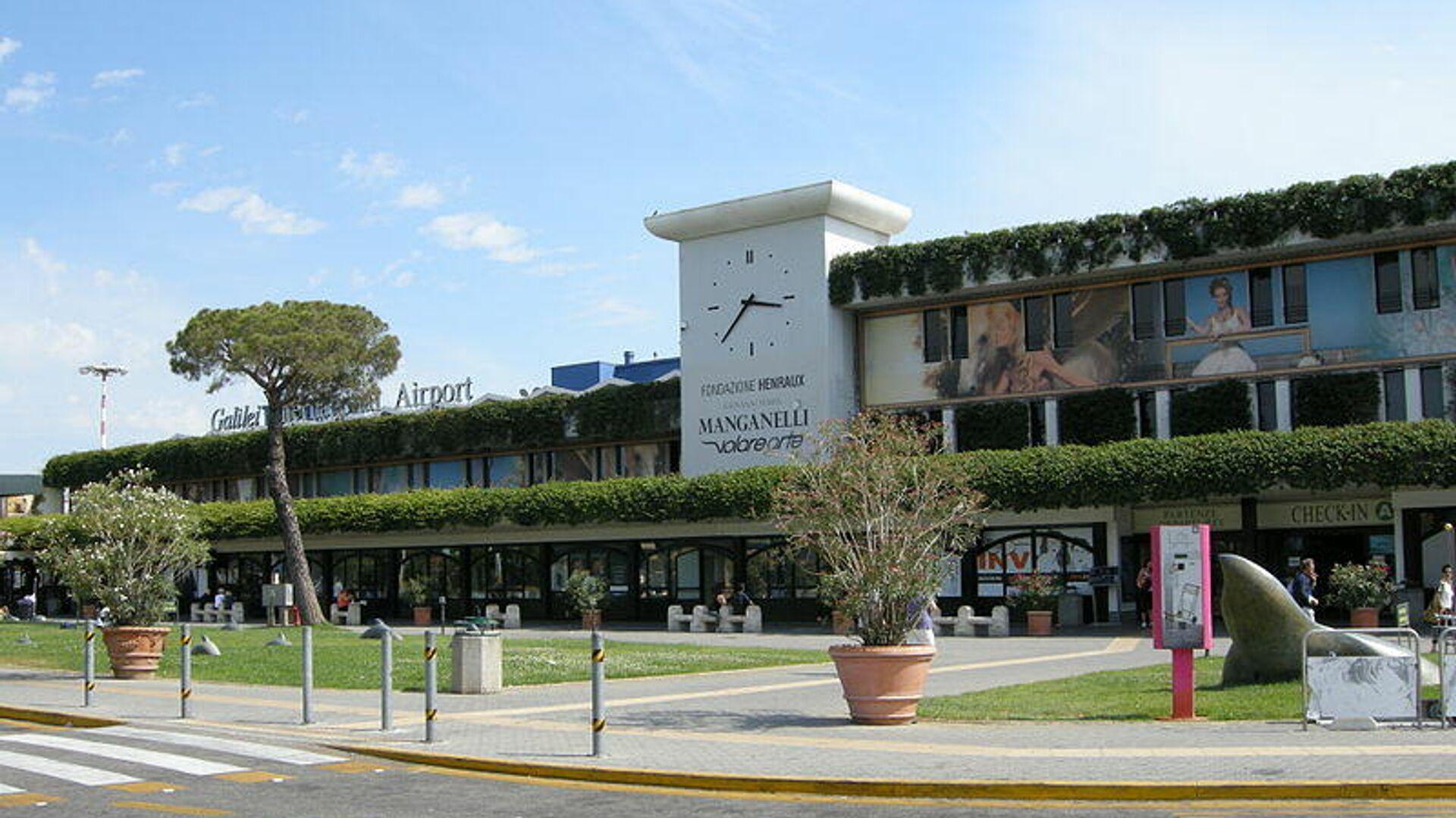 Aeroporto Internazionale Galileo Galilei, Pisa - Sputnik Italia, 1920, 12.06.2021