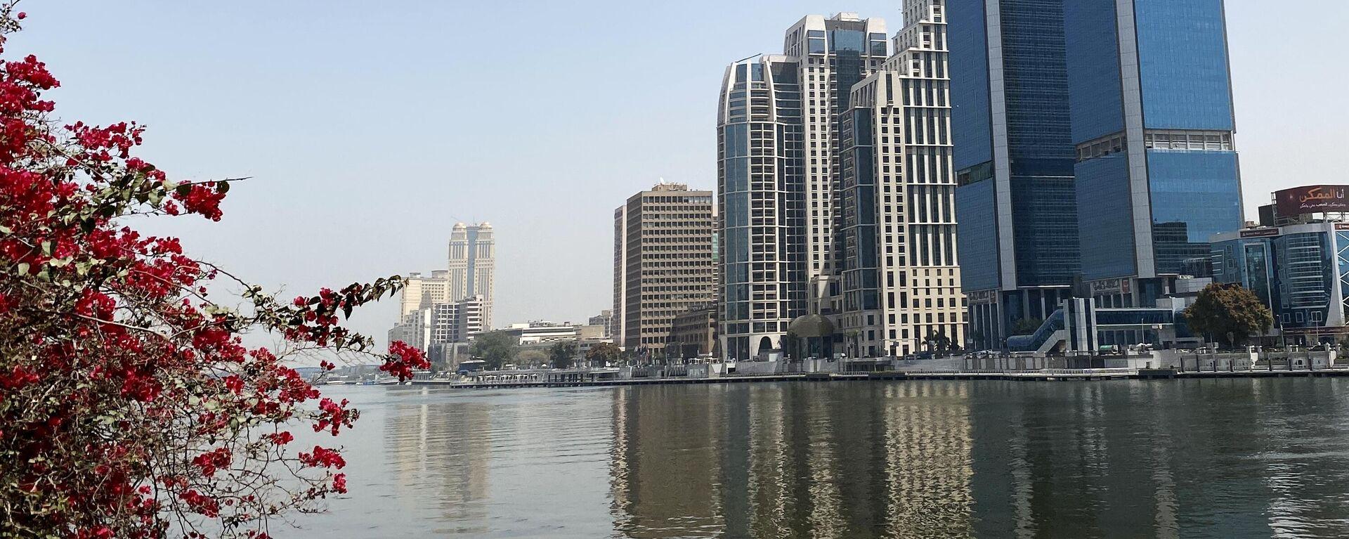 Il Nilo al Cairo - Sputnik Italia, 1920, 12.06.2021