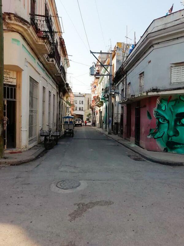 La via San Isidro a l'Avana, Cuba. - Sputnik Italia
