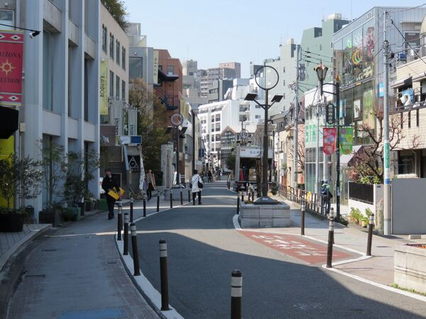 Cat Street aTokyo, Giappone. - Sputnik Italia