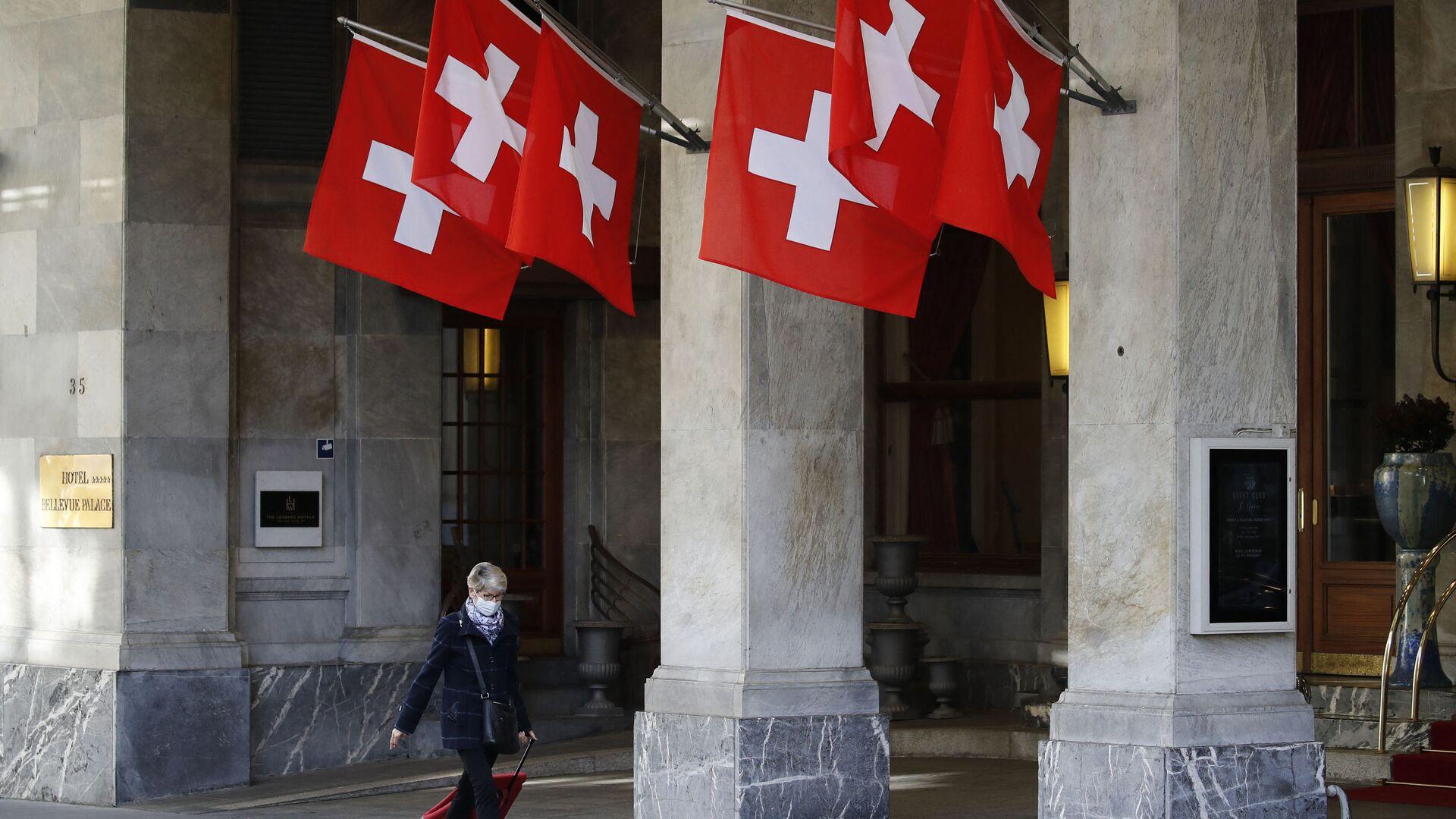 Berna, Svizzera - Sputnik Italia, 1920, 13.06.2021