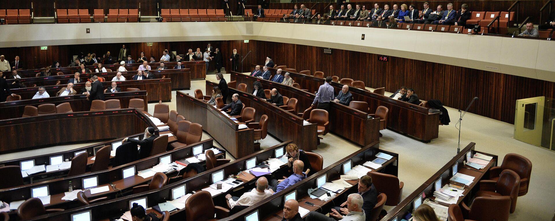 Il parlamento di Israele - Sputnik Italia, 1920, 13.06.2021