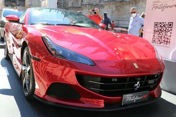 Milano Monza Motor Show - Sputnik Italia