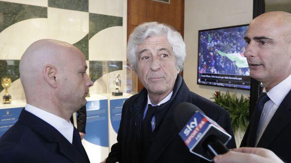 Бывший итальянский футболист Джанни Ривера - Sputnik Italia