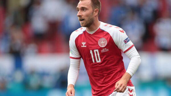 Датский футболист Кристиан Эриксен - Sputnik Italia