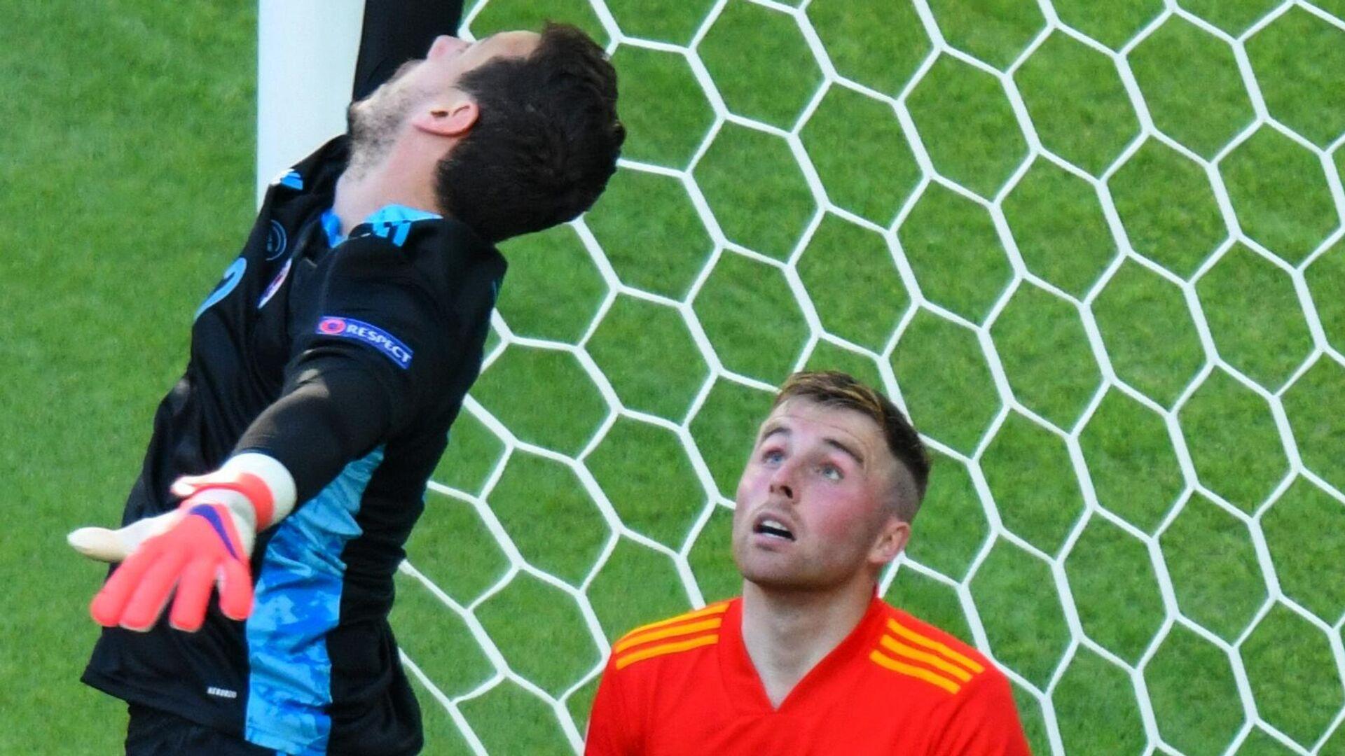 Galles, Euro 2020 - Sputnik Italia, 1920, 20.06.2021