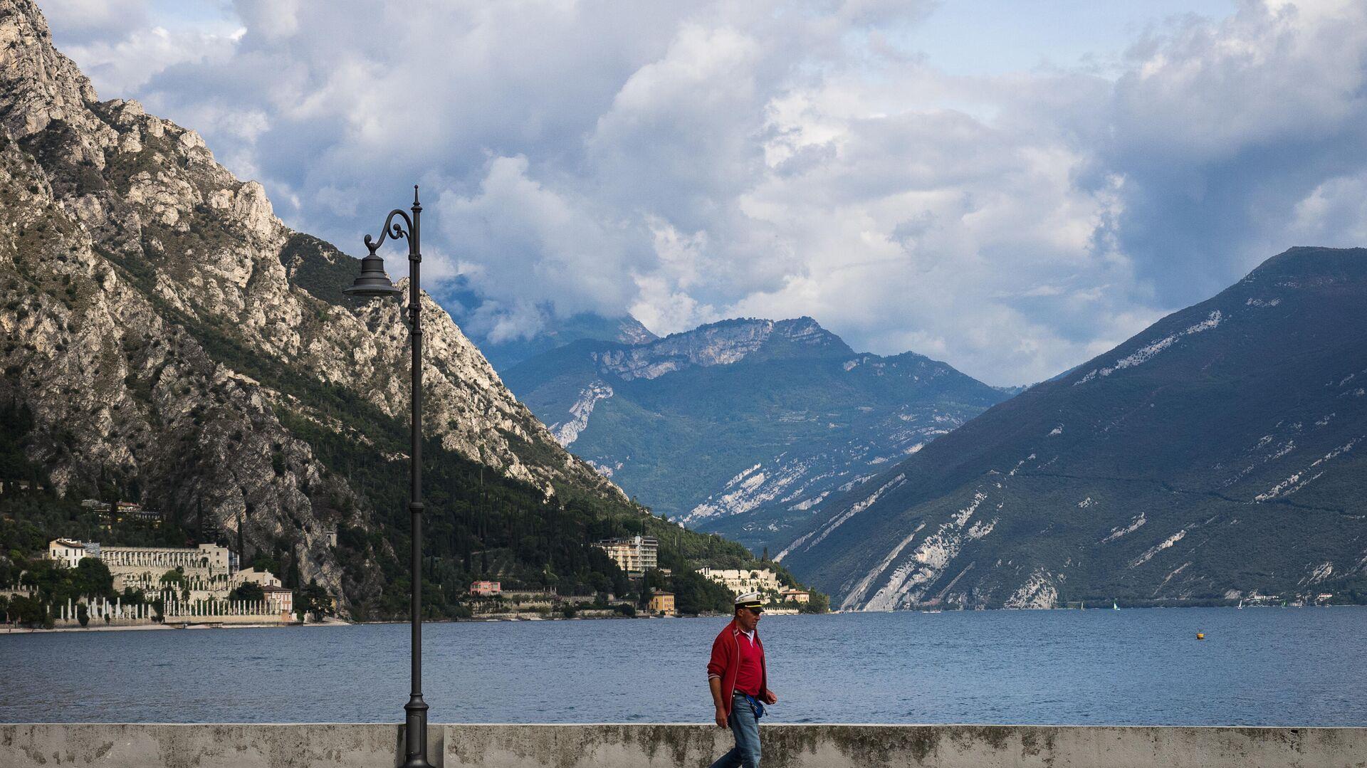 Il lago di Garda - Sputnik Italia, 1920, 22.06.2021