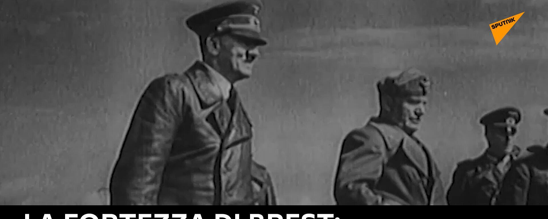 La fortezza di Brest: testimonianza della resistenza e del coraggio dell'Armata Rossa e del popolo sovietico - Sputnik Italia, 1920, 22.06.2021