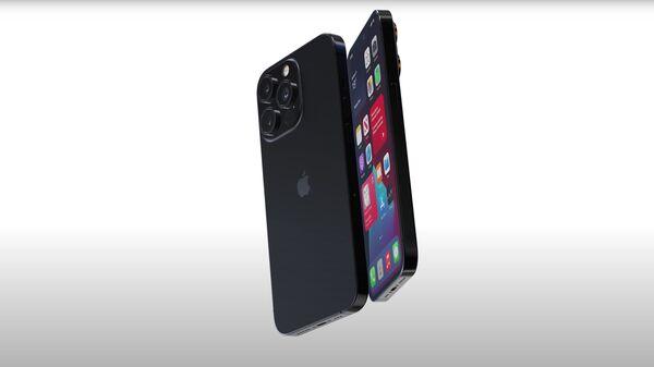 Рендер смартфона iPhone 13 Pro - Sputnik Italia