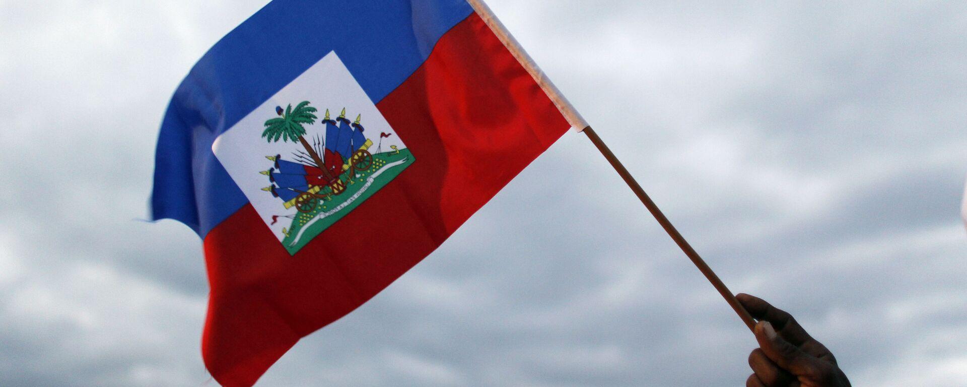 La bandiera di Haiti - Sputnik Italia, 1920, 10.07.2021