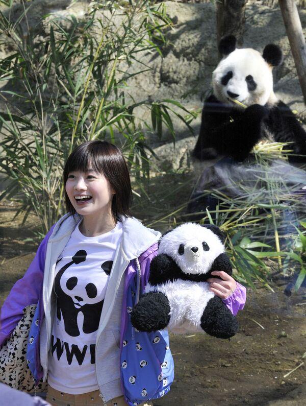 I panda sono notoriamente molto difficili da allevare in cattività, ma anche in natura sono estremamente poco prolifici - le femmine vanno in calore solo una volta all'anno, per sole una, massimo tre settimane, e sono piuttosto selettive con i maschi. - Sputnik Italia