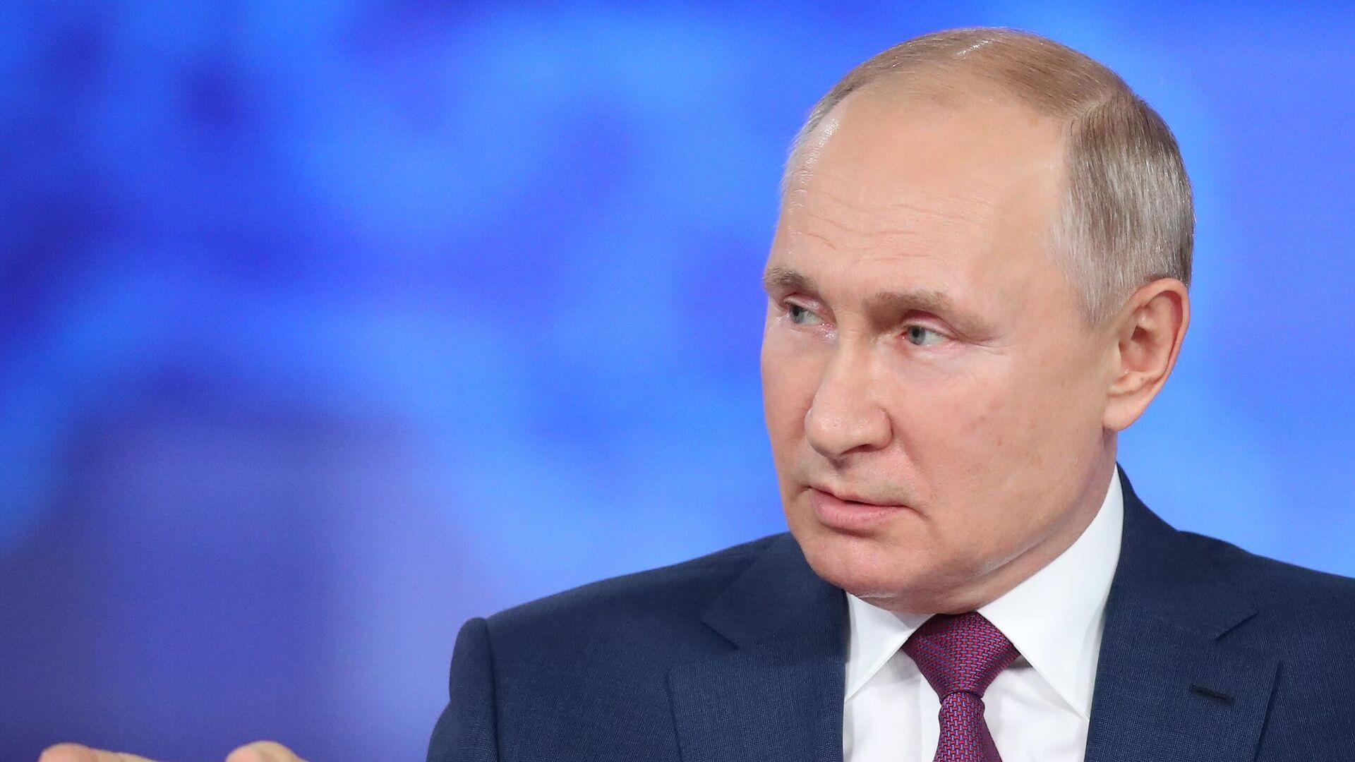 La linea diretta con Vladimir Putin - Sputnik Italia, 1920, 12.07.2021
