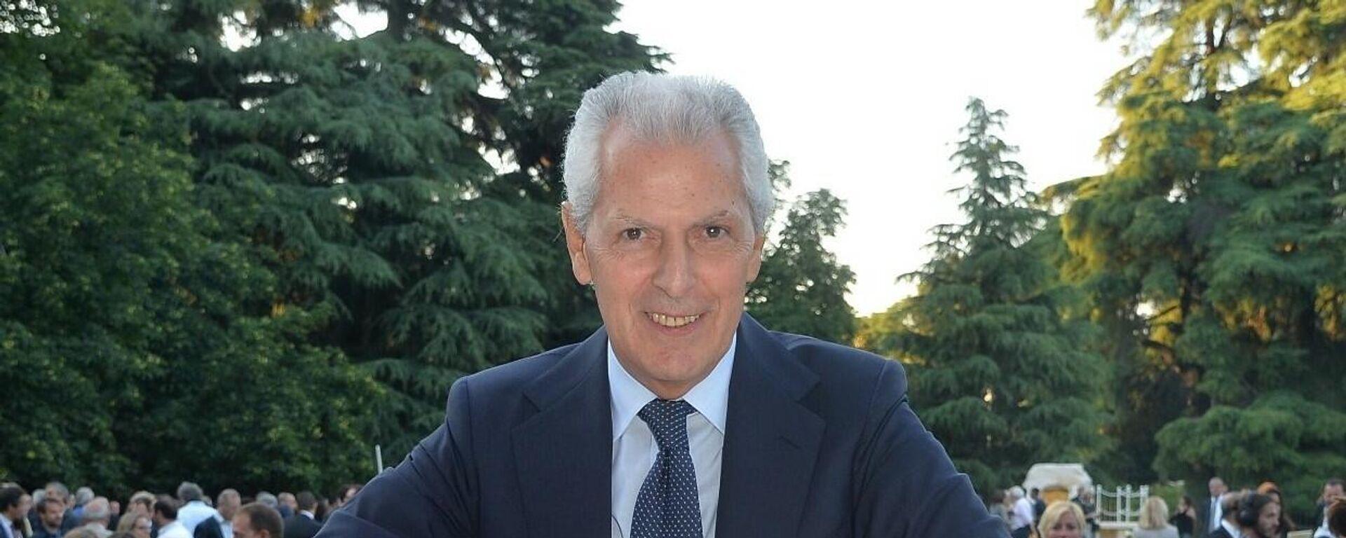 Marco Tronchetti Provera, amministratore delegato di Pirelli - Sputnik Italia, 1920, 05.07.2021