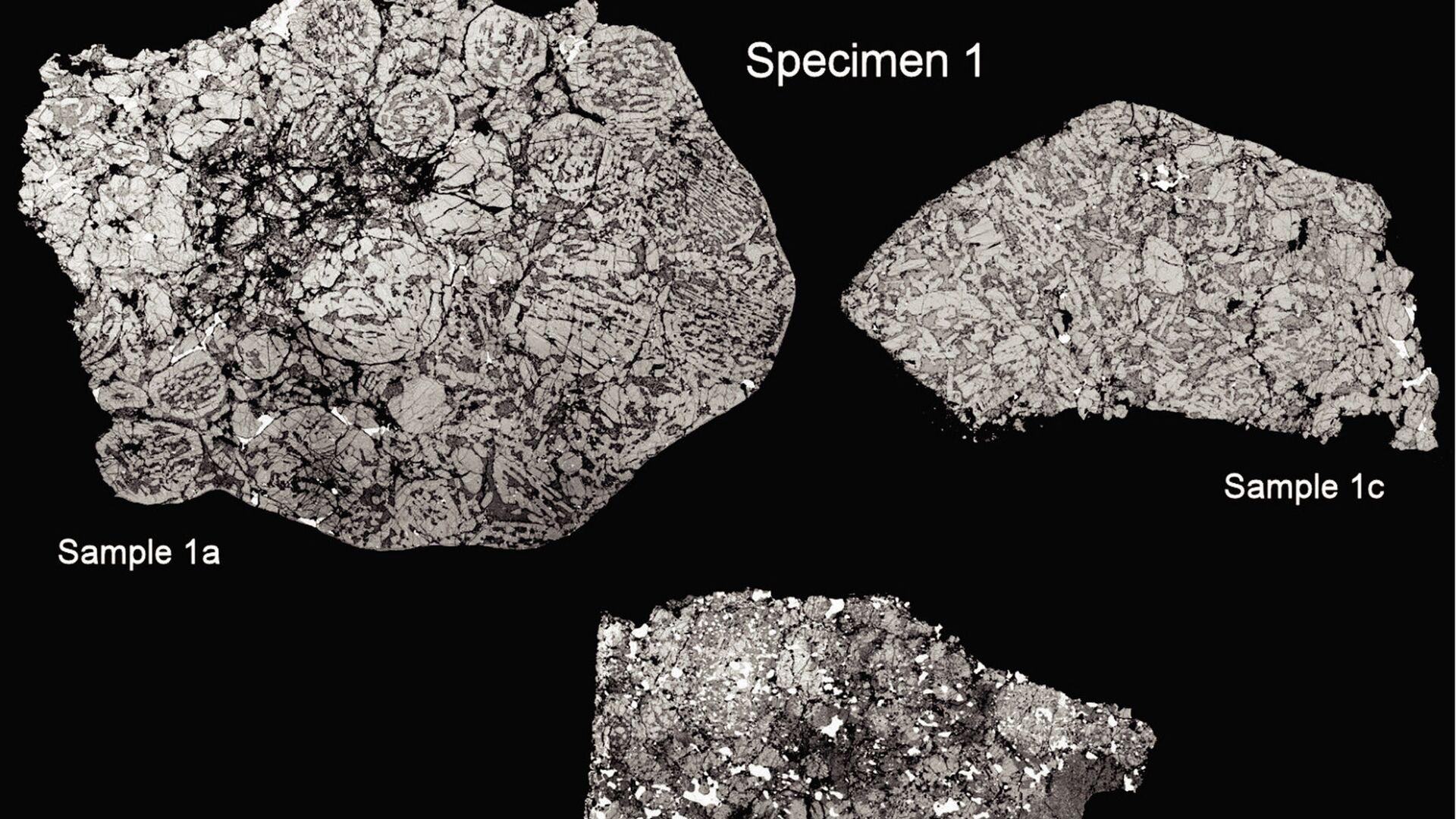 meteorite Cavezzo - Sputnik Italia, 1920, 02.07.2021