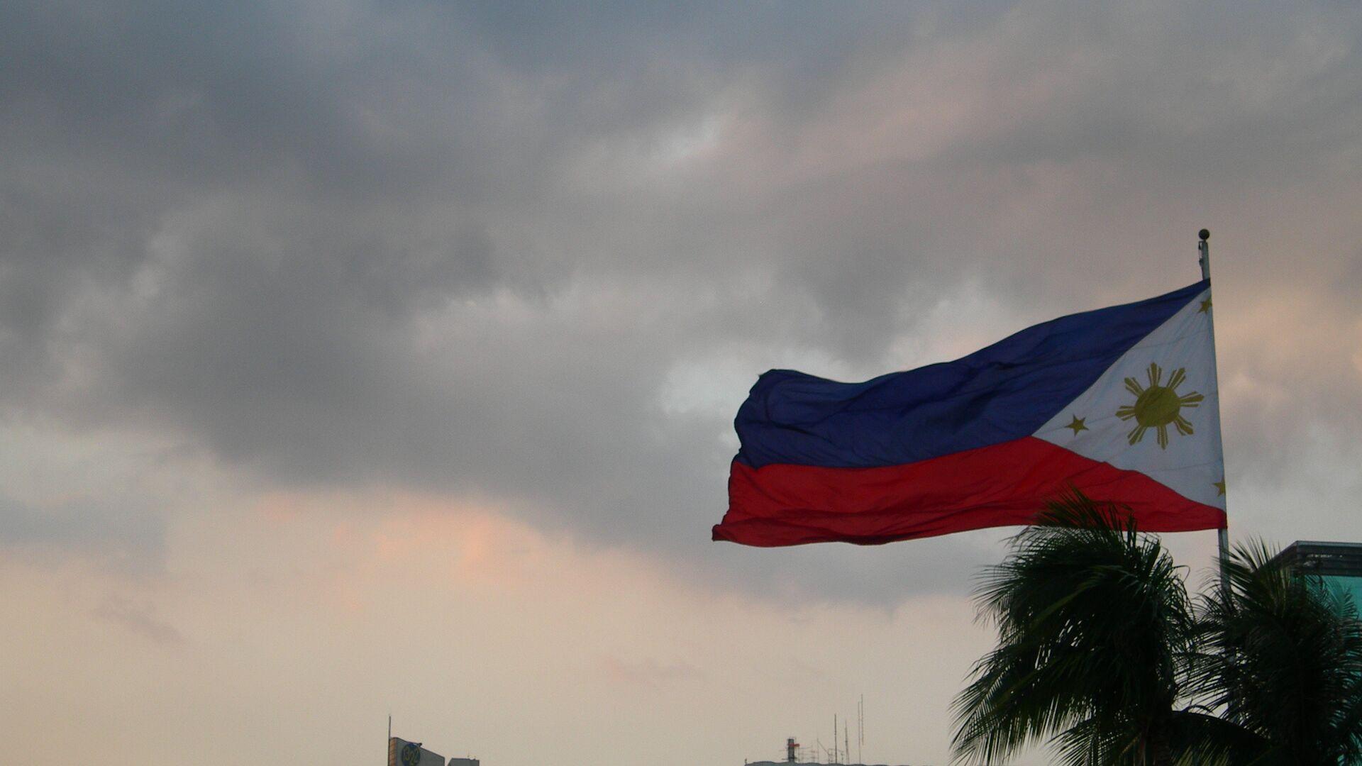 Bandiera Filippine - Sputnik Italia, 1920, 04.07.2021