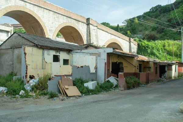 Baracche di Messina - Sputnik Italia
