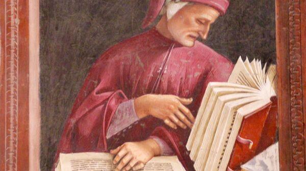 Dante Alighieri, escritor italiano - Sputnik Italia