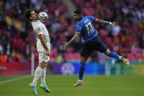 A Wembley ci tornano gli uomini di Mancini, per portarsi a casa un Europeo.  - Sputnik Italia