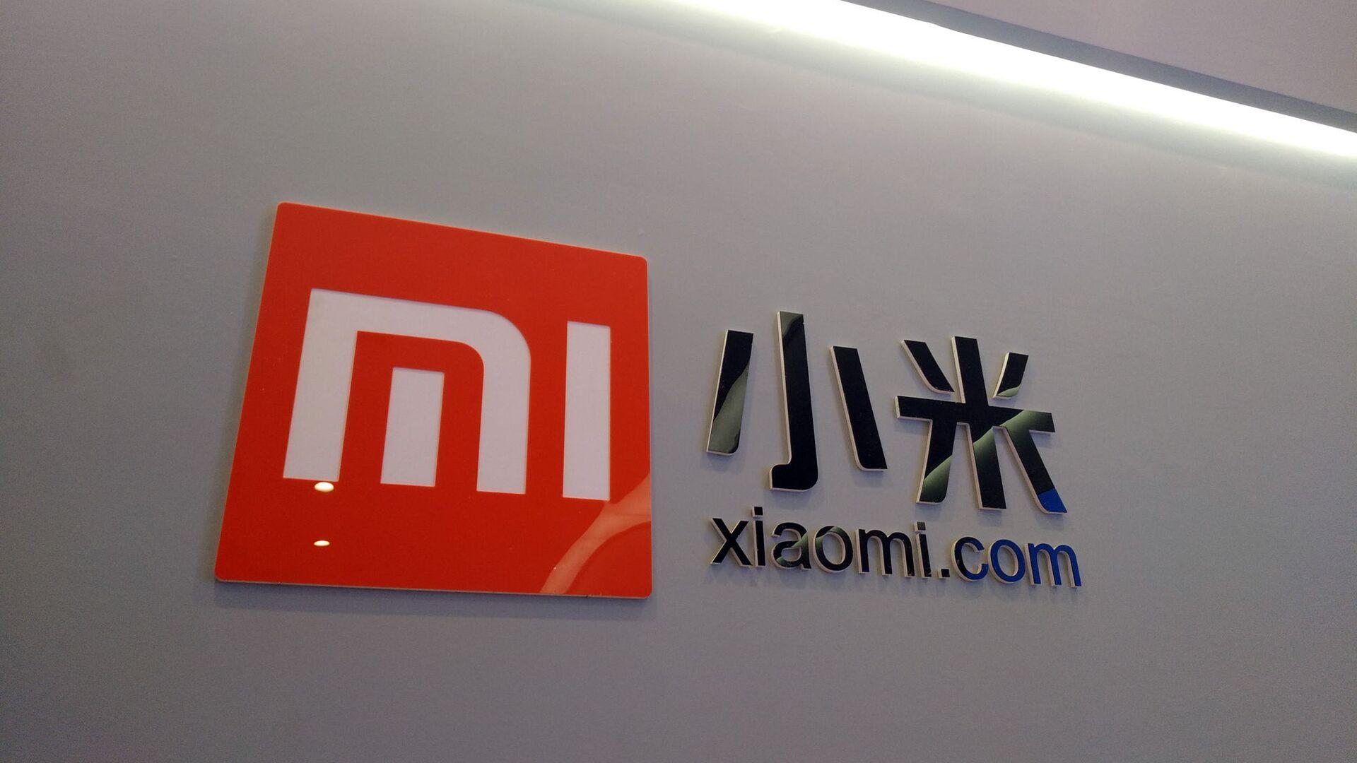 Logo di Xiaomi - Sputnik Italia, 1920, 07.07.2021