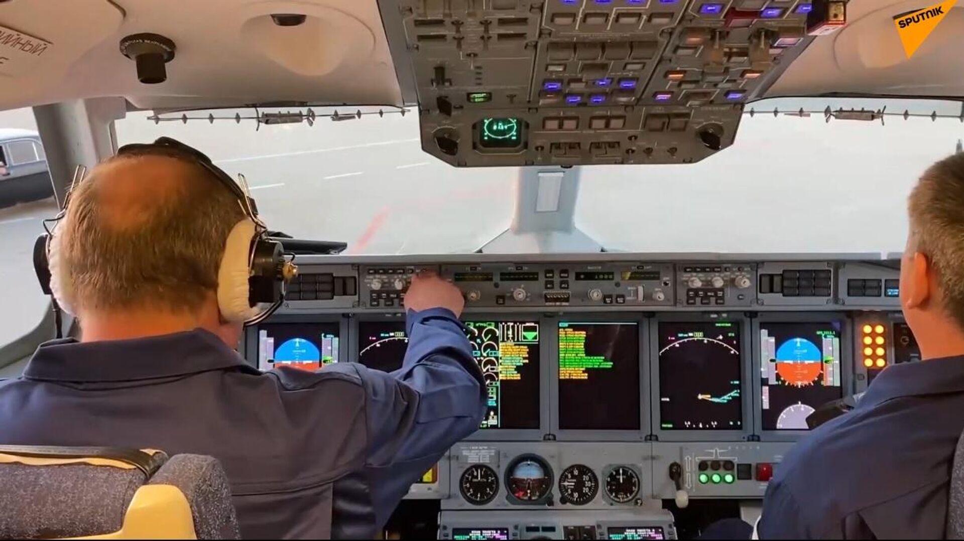 Ministero Difesa russo invia aereo anfibio Be-200 per la lotta contro gli incendi in Turchia - Sputnik Italia, 1920, 09.07.2021