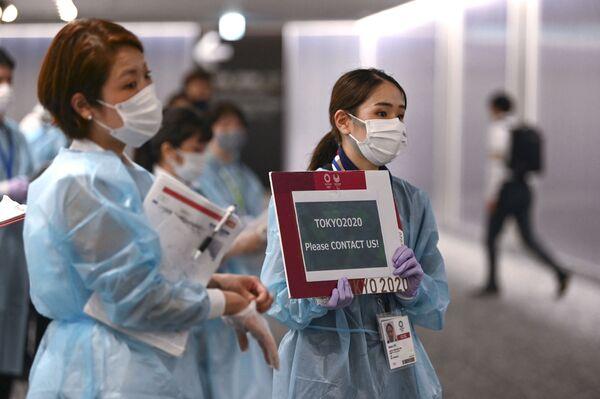 Due dei casi sono cittadini stranieri, mentre un terzo è una persona residente in Giappone. - Sputnik Italia