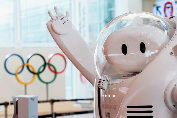 Le Olimpiadi estive del 2021 a Tokyo erano inizialmente previste per il 2020, ma sono state rinviate nella primavera dello scorso anno a causa della pandemia di coronavirus. - Sputnik Italia