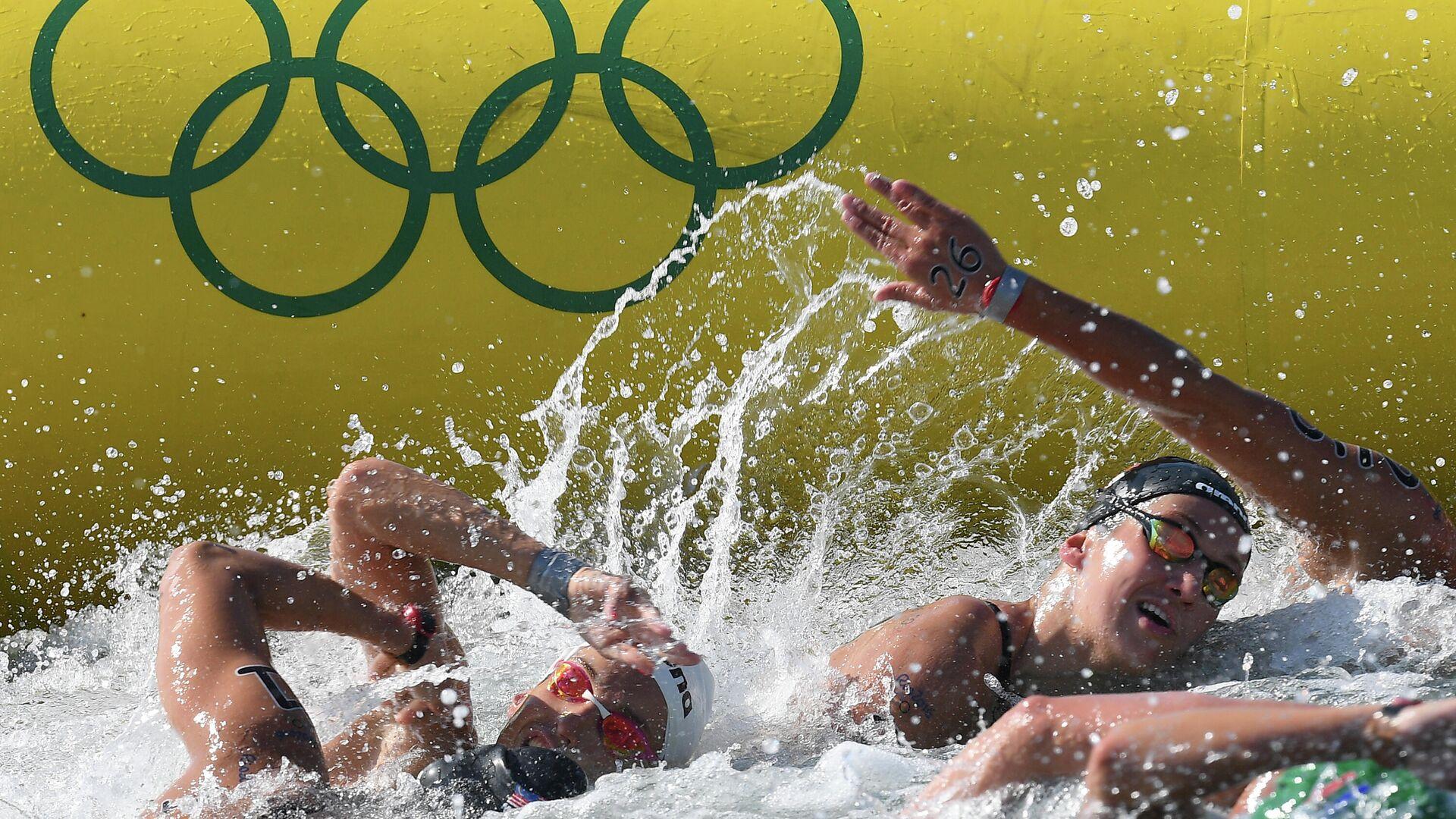 Nuoto. Giochi Olimpici 2016 - Sputnik Italia, 1920, 20.07.2021