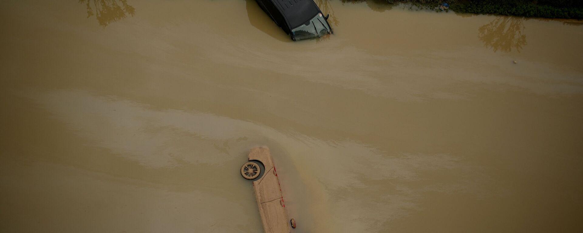 Inondazioni nel Henan - Sputnik Italia, 1920, 29.07.2021