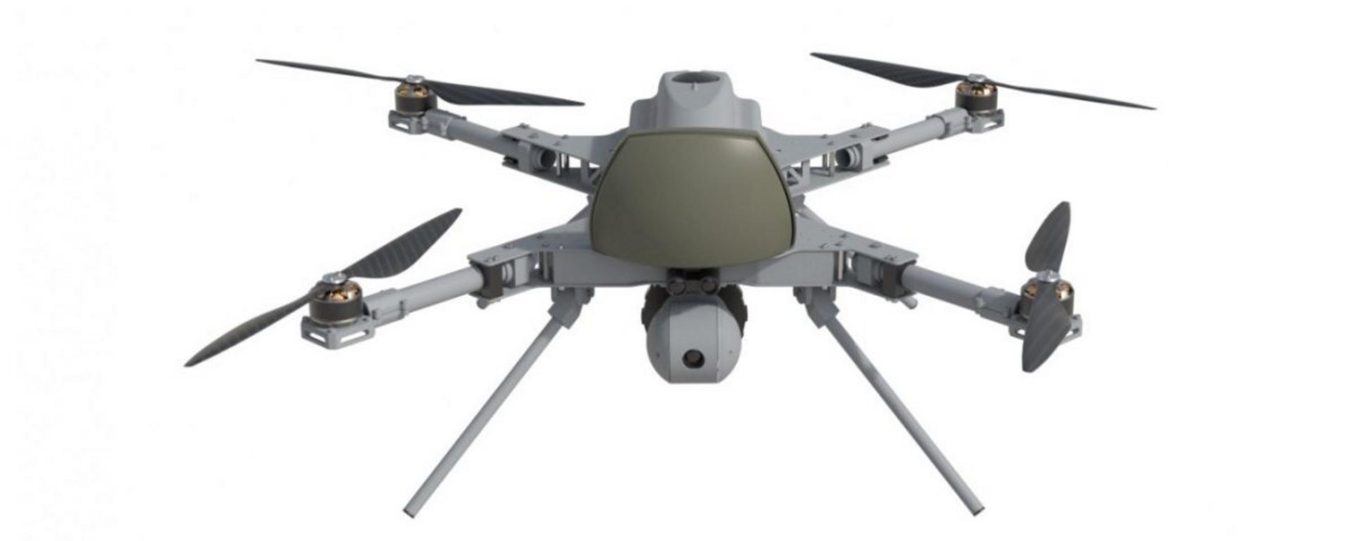 Drone da combattimento turco Kargu - Sputnik Italia, 1920, 26.07.2021